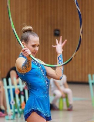 Saarlandmeisterschaft Gymnastik und RSG