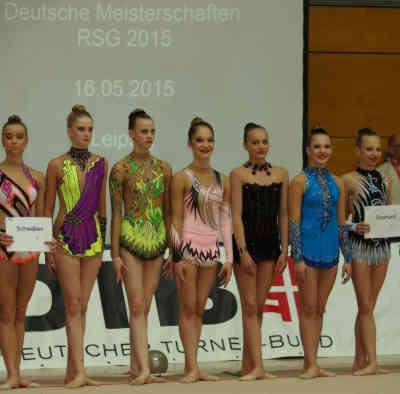 Deutsche Jugendmeisterschaft RSG 2015