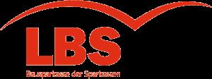 Logo der LBS – Bausparkasse der Sparkassen
