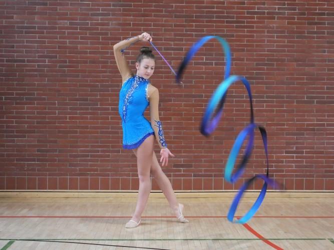 Olga Baumann gewinnt Entscheidung in der Meisterklasse beim Frühlingspokal