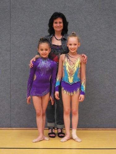 Saarbrücker Gymnastinnen erfolgreich bei Bundesfinale
