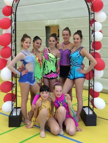 Titelverteidigung für Gymnastin des TV Fechingen beim Regio-Cup Mitte