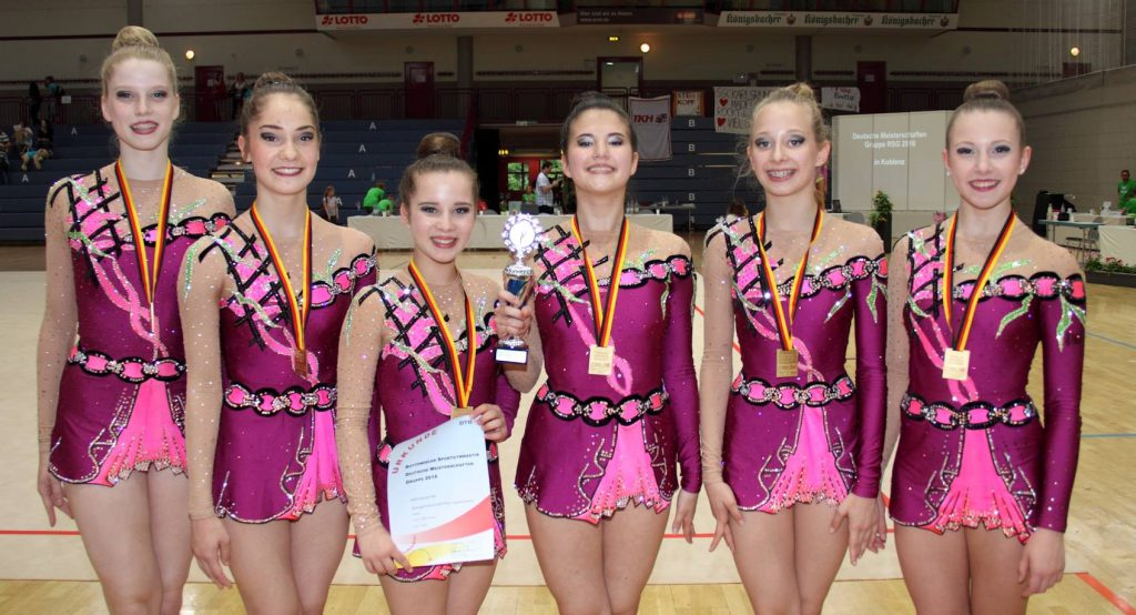 01 RSG Saarbrücken Deutscher Meister in der Meisterklasse
