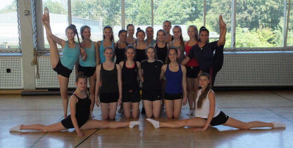 Trainerausbildung in Rhythmischer Sportgymnastik
