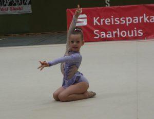 Liana Neumann AK8 1.Platz TV St.Wendel