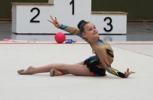 Sophie Schaaf AK9 1.Platz TV Fechingen