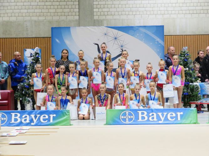 Internationales Turnier in Leverkusen
