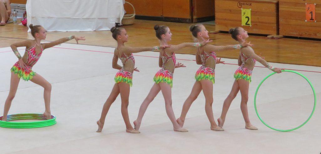 Landesmeisterschaft Rhythmische Sportgymnastik
