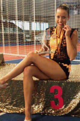 Erfolge beim Deutschland-Cup Gymnastik