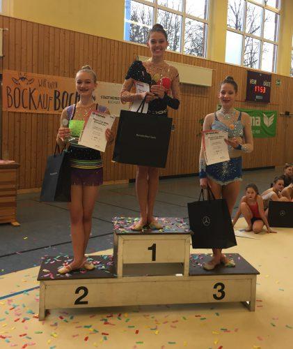 Hannah Schmidt-Berteau gewinnt den Regio-Cup Mitte