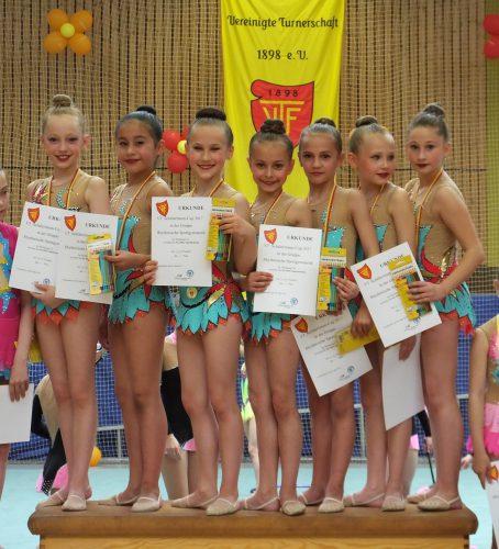 Schülergruppe der RSG Saarbrücken gewinnt in Frankenthal
