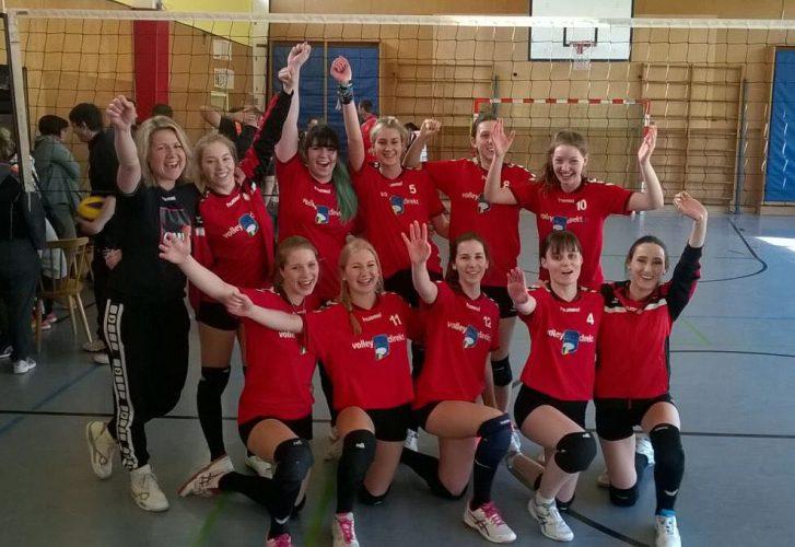 Volleyball-Meistertitel in der Kreisklasse B