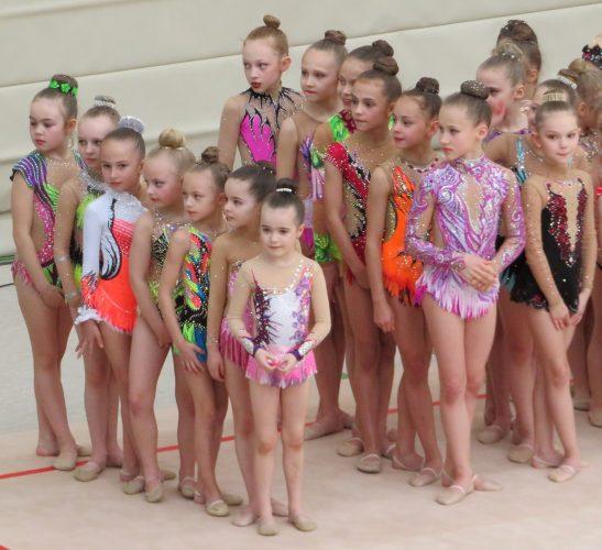 6. Frühlingspokal in der Rhythmischen Sportgymnastik in Oppau