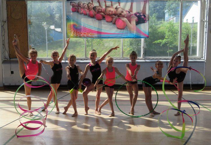 RSG-Mädels erfolgreich bei Deutscher Schülermeisterschaft in Düsseldorf
